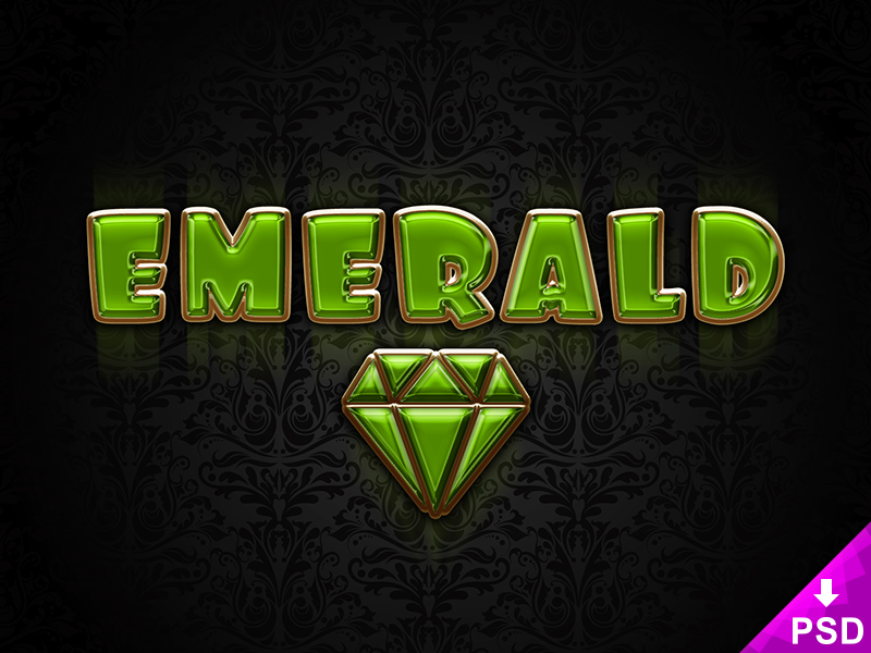 Emerald Text Style