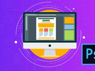 Learn Photoshop, Web Design & Profitable Freelancing 2017